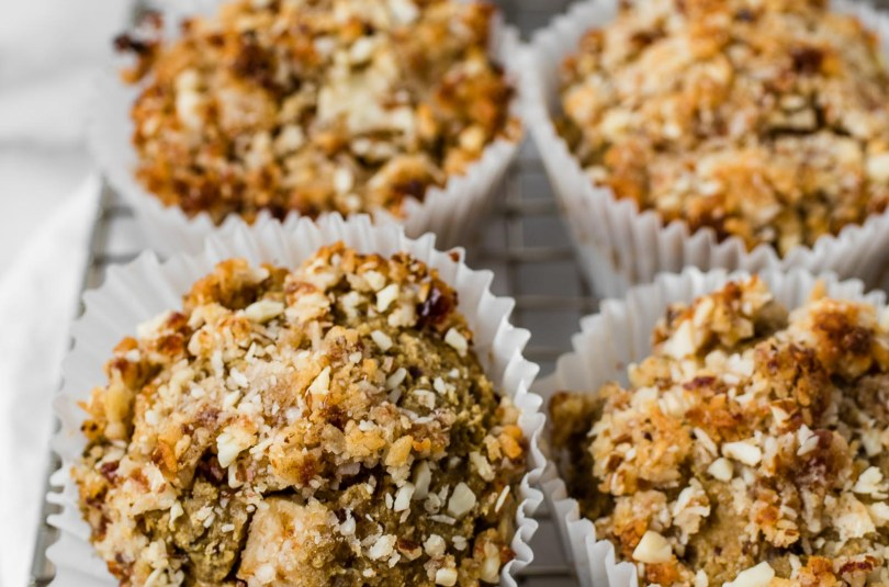 Apple Crumb Muffins2