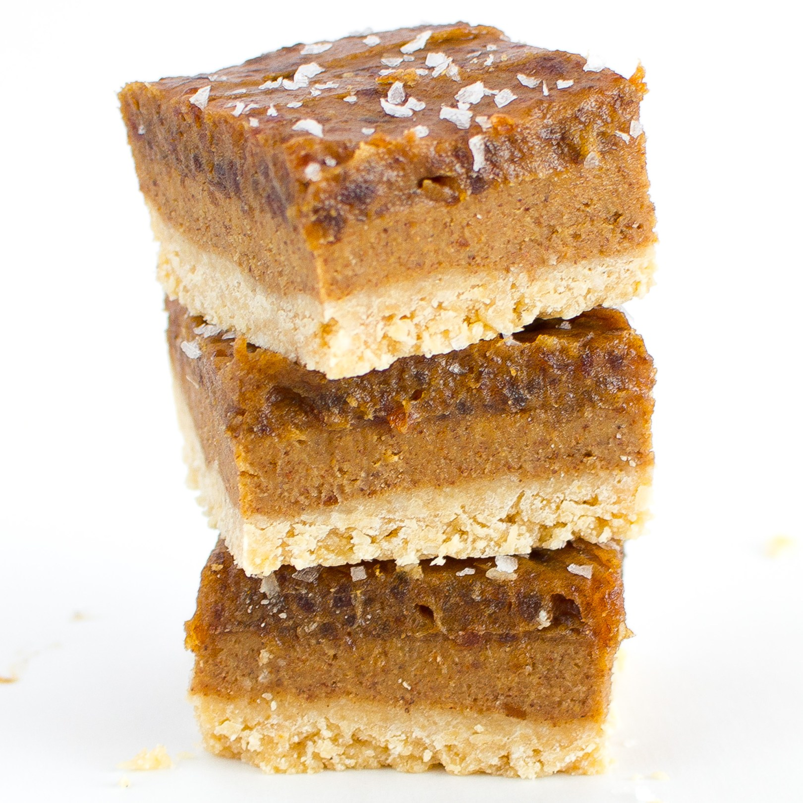 salted almond bars
