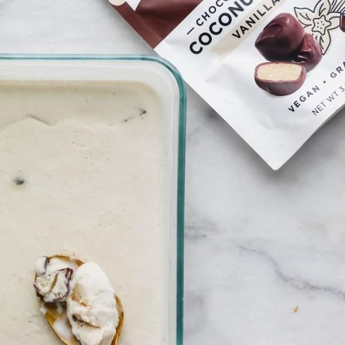 ice cream making