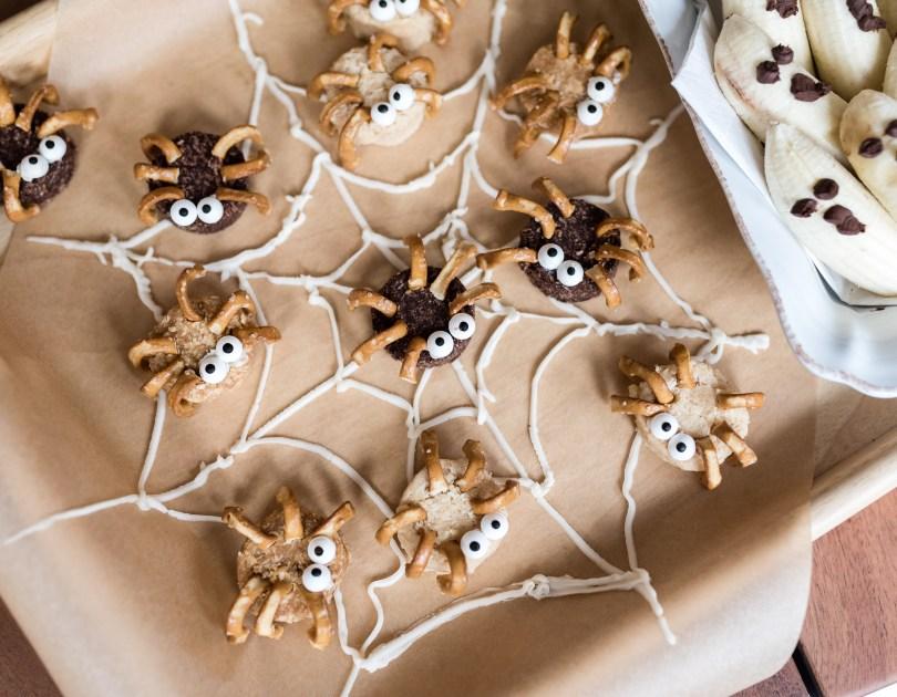 Not So Spooky Halloween Treats