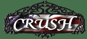 Crush Logo USA