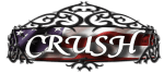 Crush Logo USA