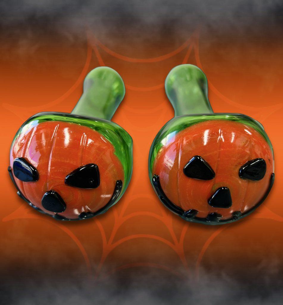 Halloween Pumpkin Pipe