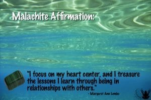 Malachite Affirmation Meme