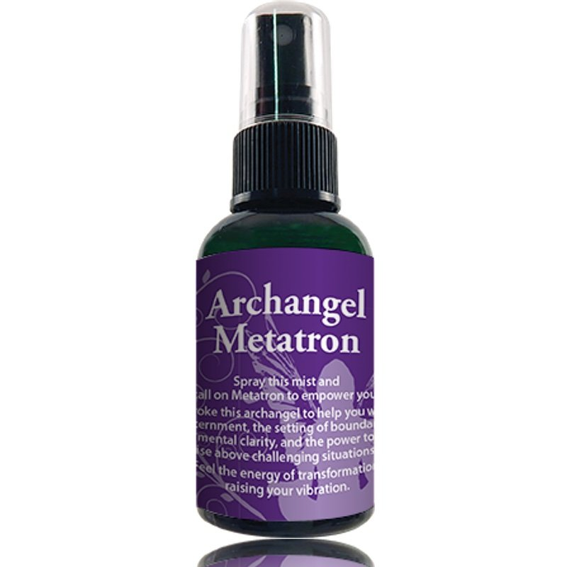 Archangel Metatron Spray - Receive messages from the Akashic Records