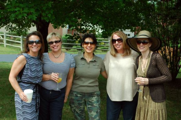 Winery Tour BFF's