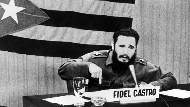 Image result for fidel castro cuban missile crisis