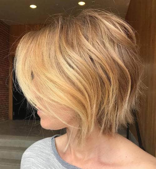 Image Result For Blonde Bob Cut