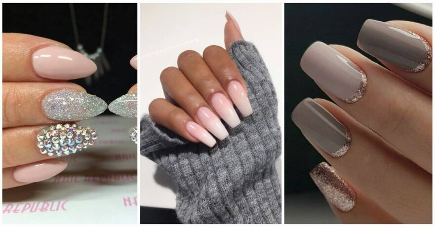 50 stunning acrylic nail