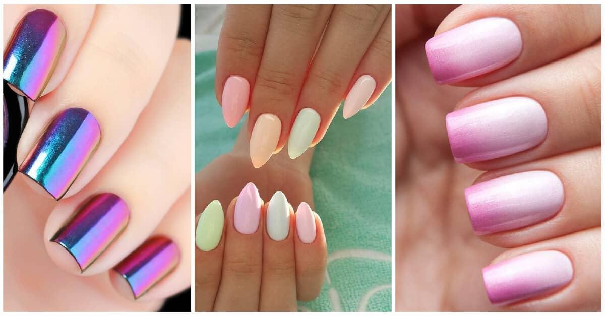 50 Dazzling Ways to Create Gel Nail Design Ideas to