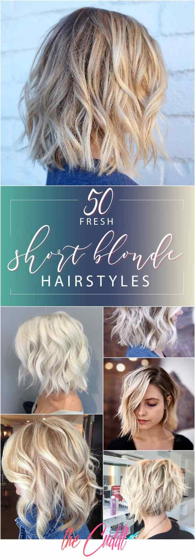 50 fresh short blonde hair ideas to update your style in 2019