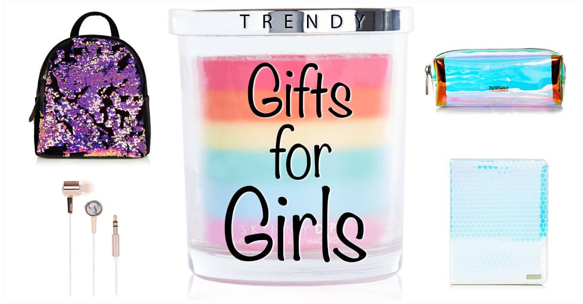 50 Trendy Gifts for Girls to Make Any Ladys Day