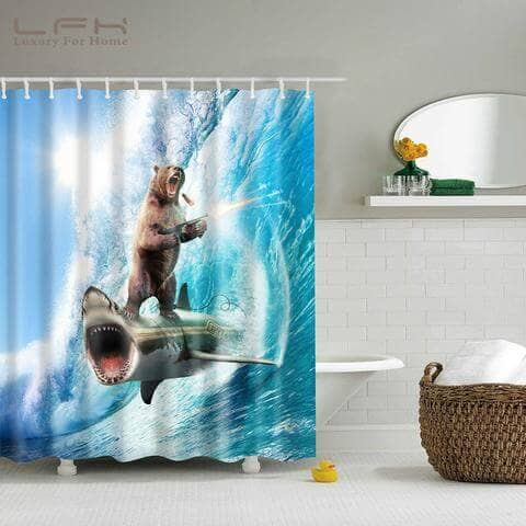 50 Unique and Funny Shower Curtain Gift Ideas for Adults