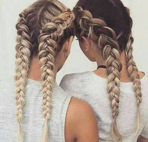 50 Trendy Dutch Braids Hairstyle Ideas To Keep You Cool In 2020