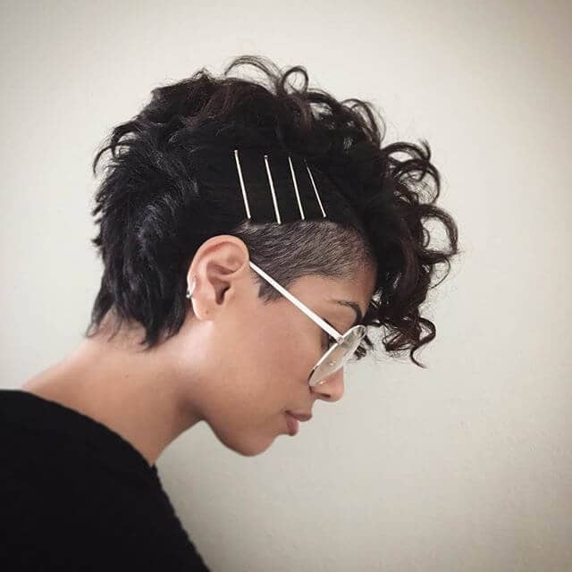 50 Bold Curly Pixie Cut Ideas To Transform Your Style In 2019