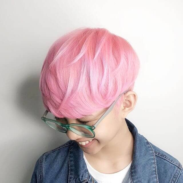 Cute and Classy Cotton Candy