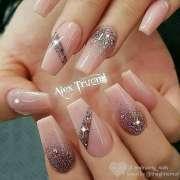 incredible ombre nail design