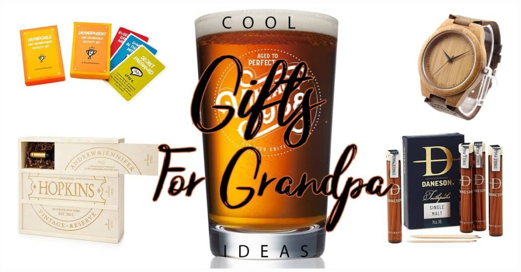 50 awesome gifts for