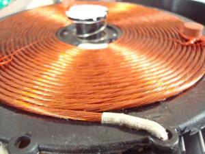 The coil that makes it happen