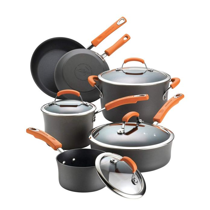 rachael ray best cookware set