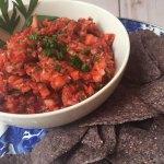 recipe for strawberry jalapeno salsa fresca