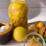 fermented lemon recipe by kristen coffield of the culinary cure