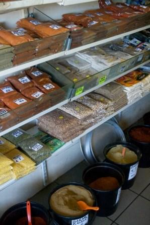spices at bombay bazaar
