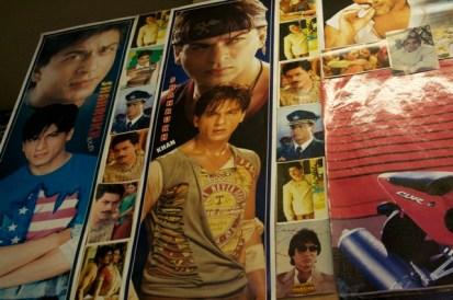 the shrine to Shahrukh