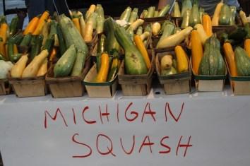 Michigan Squash Beauties