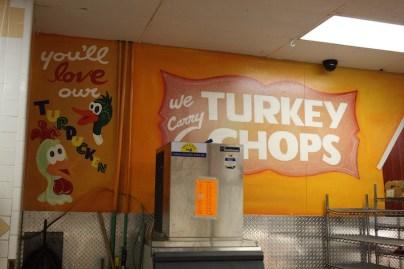 Turkey Chops- Got to love it.