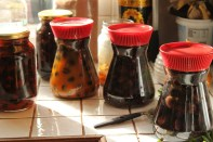 Olive Recipe Homemade Brine