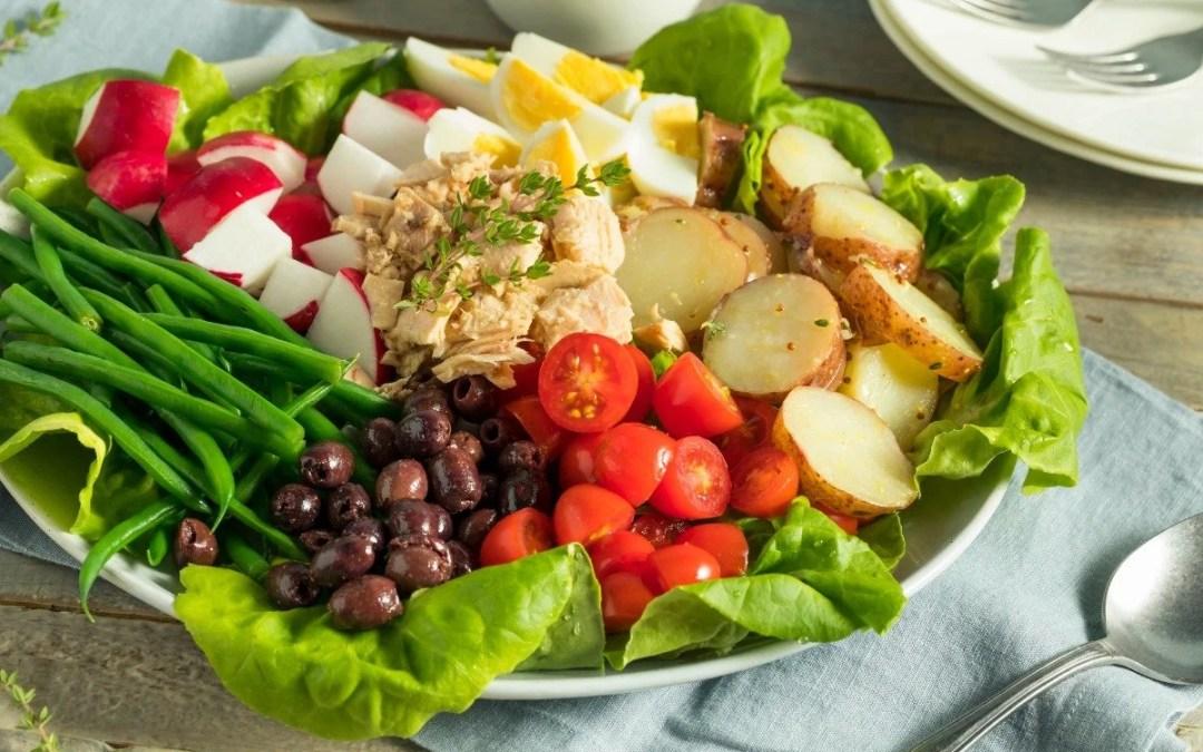 Julia Child's Recipe for Salade Niçoise