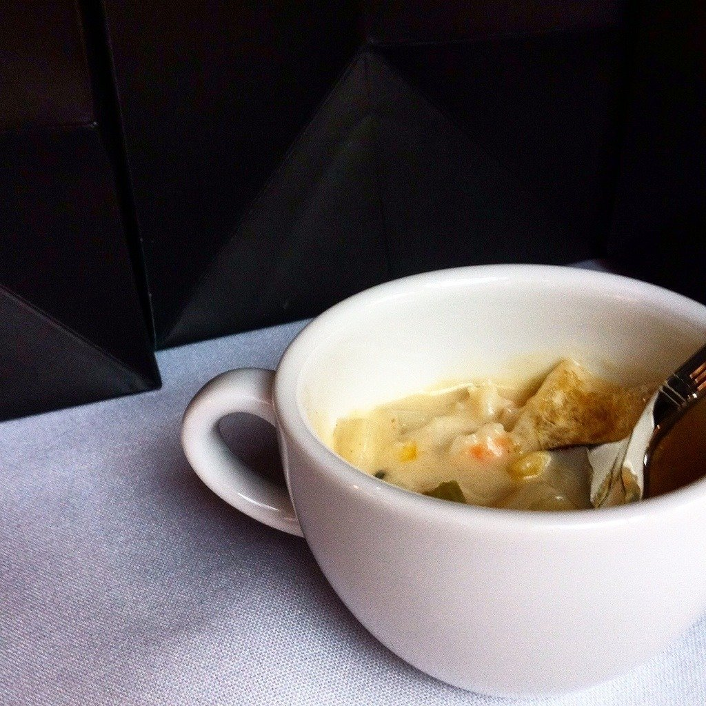 Chef Chris Whittaker's Award-Winning Chowder | TheCulinaryTravelGuide.com