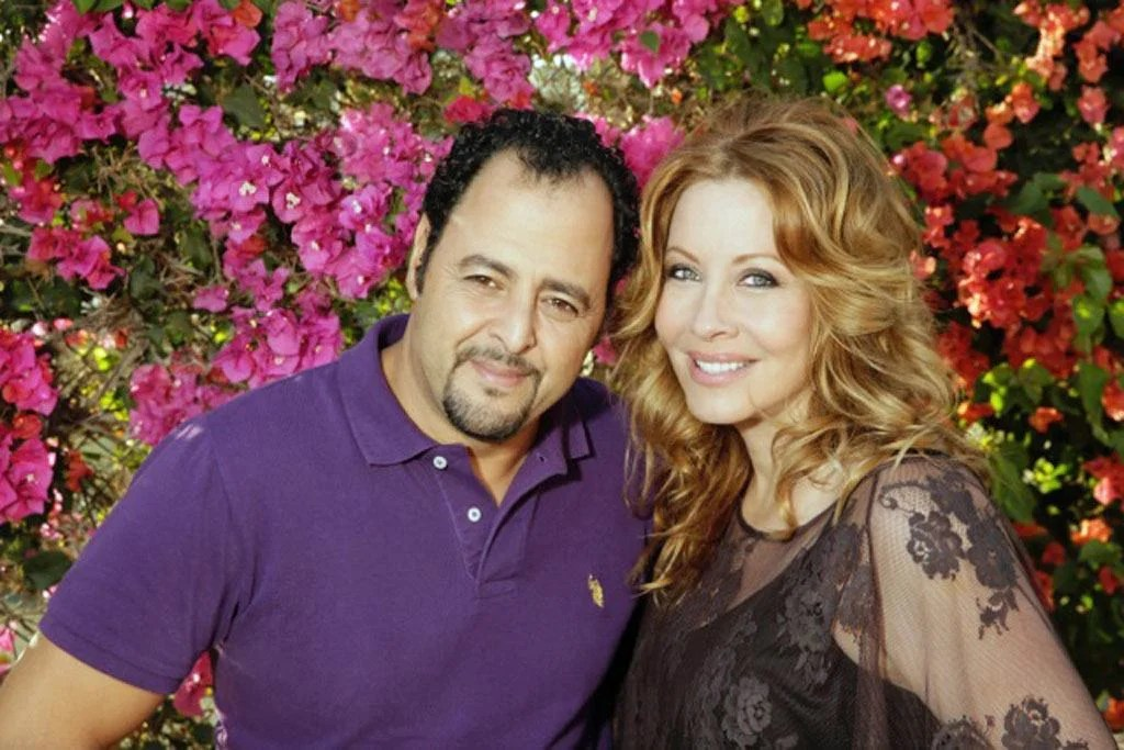 Linda Kozlowski and Moulay Hafid Baba of Dream My Destiny Luxe Morrocan Tours