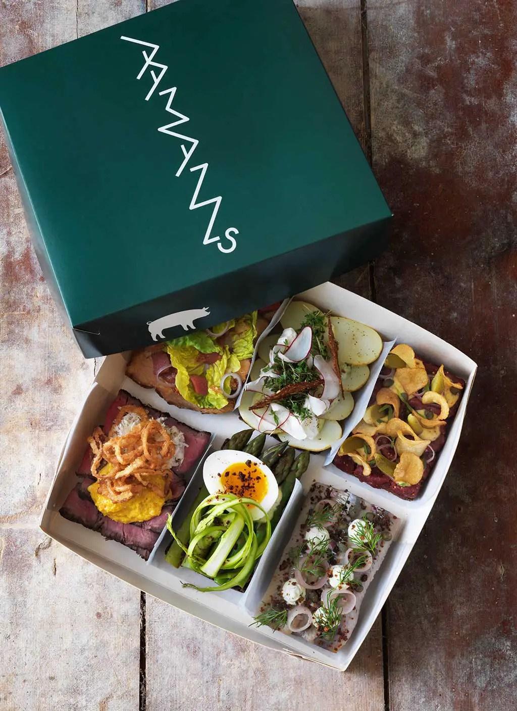 Aamann's 6 Pack, Copenhagen