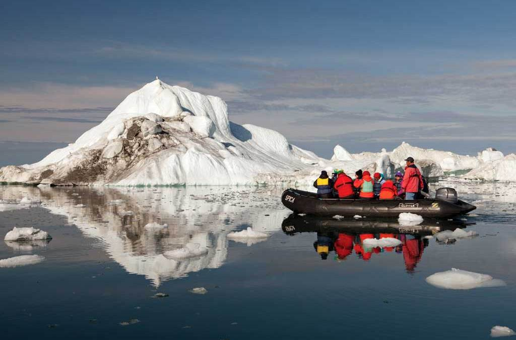 A Culinary Expedition into the Heart of the Arctic