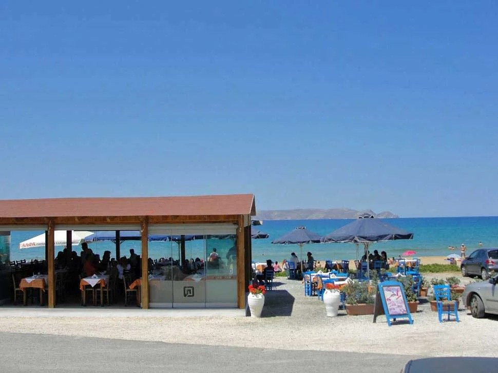Parasyris – Heraklion, Crete
