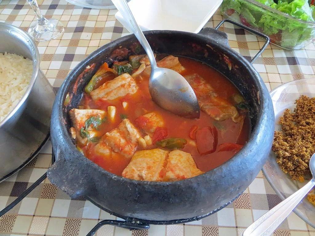 Moqueca - Brazil Seafood Stew