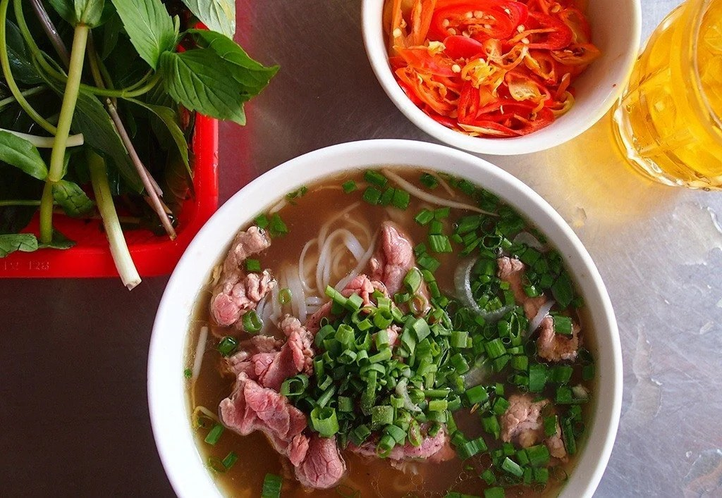 Pho from Saigon