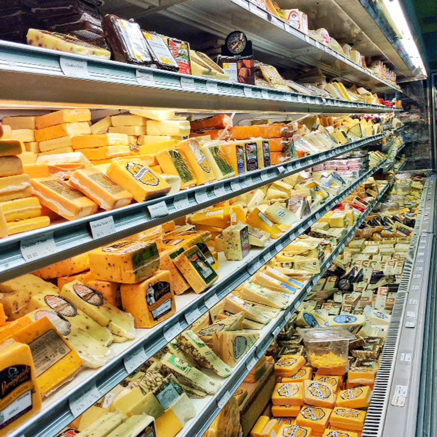 Wisconsin Cheese Mart | TheCulinaryTravelGuide.com