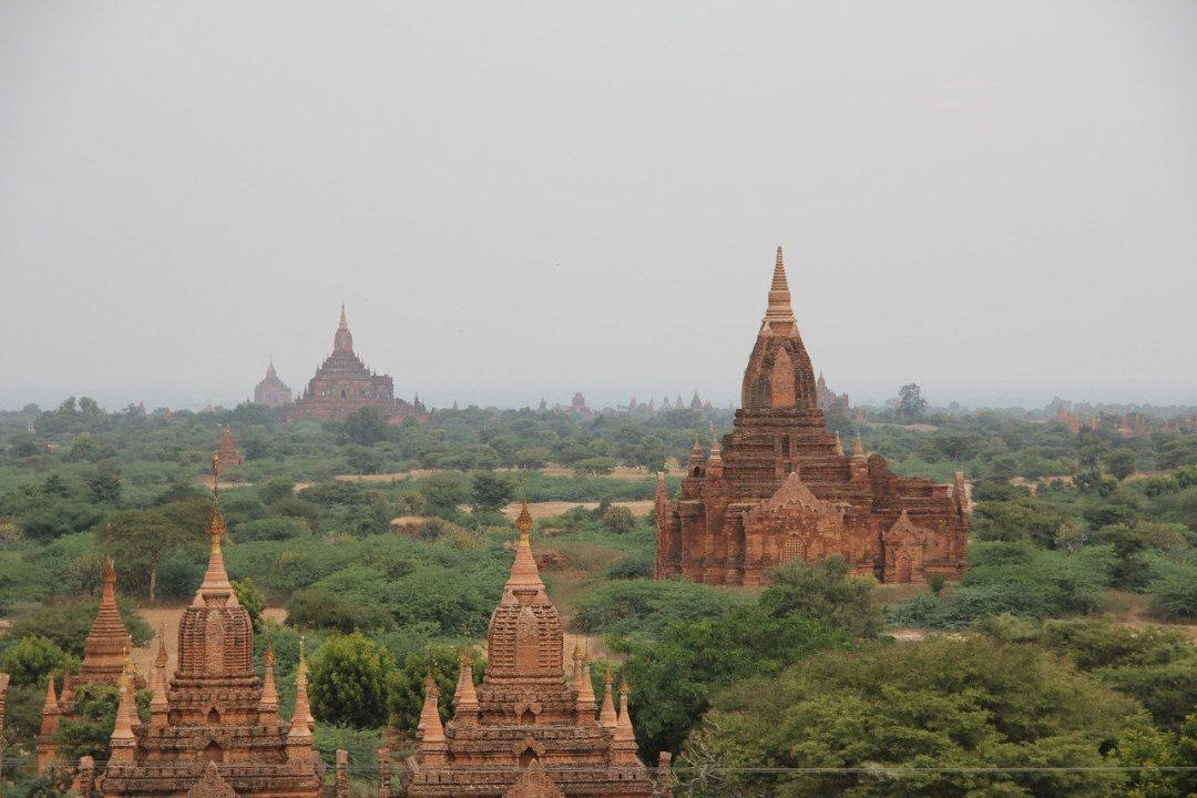 Discovering Burmese Cuisine in Bagan, Myanmar