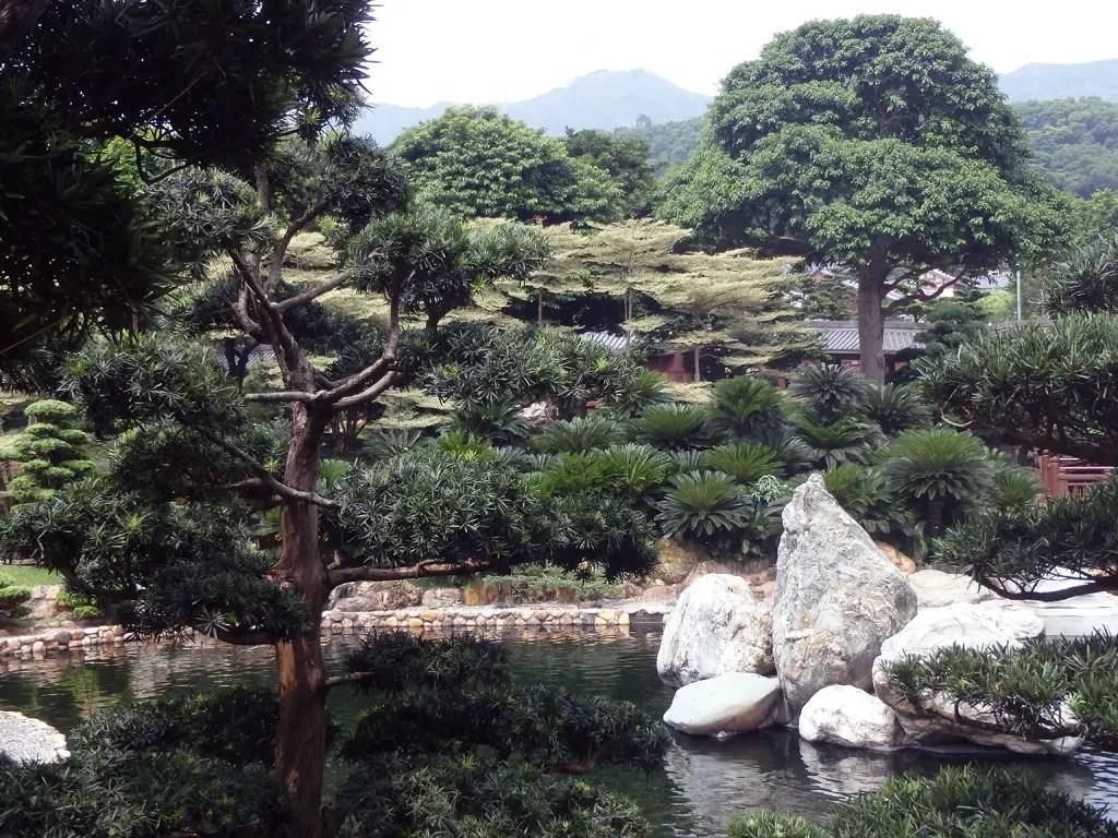 11 - Hong Kong - Nan Lian Garden