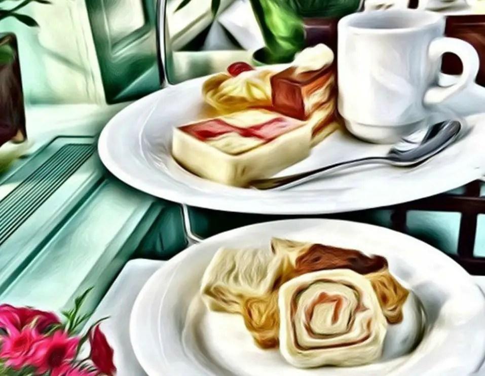 High Tea at Butchart Gardens | #Victoria #FoodTravel #CulinaryTravel