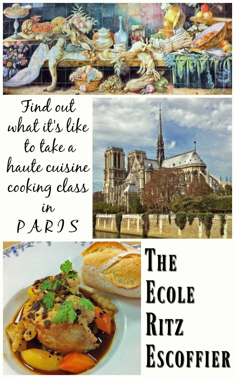 École ritz escoffier - too haute to handle? | theculinarytravelguide - Ecole Cuisine Paris