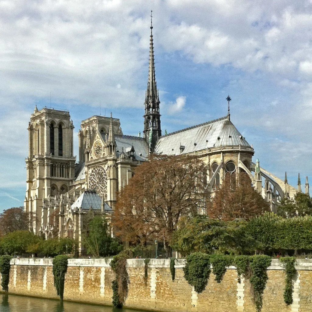 Notre Dame de Paris | Find out what it's like to take a cooking class at the Ecole Ritz Escoffier in Paris