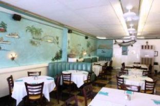 The Temptation Main Dining Room | The Temptation Restaurant: A Florida Fish Story