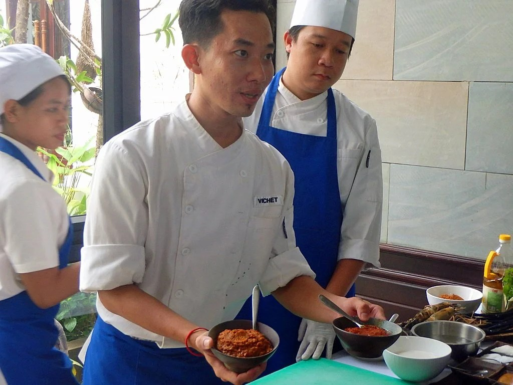 Highlights of a Cambodian Culinary Retreat