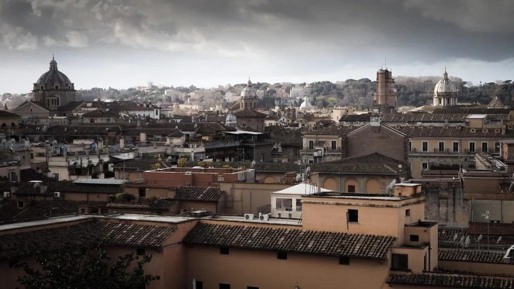 First Impressions of Rome: Veni Vidi Amavi