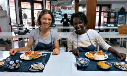 Style Files: Claire Rouger & Rosemary Kimani