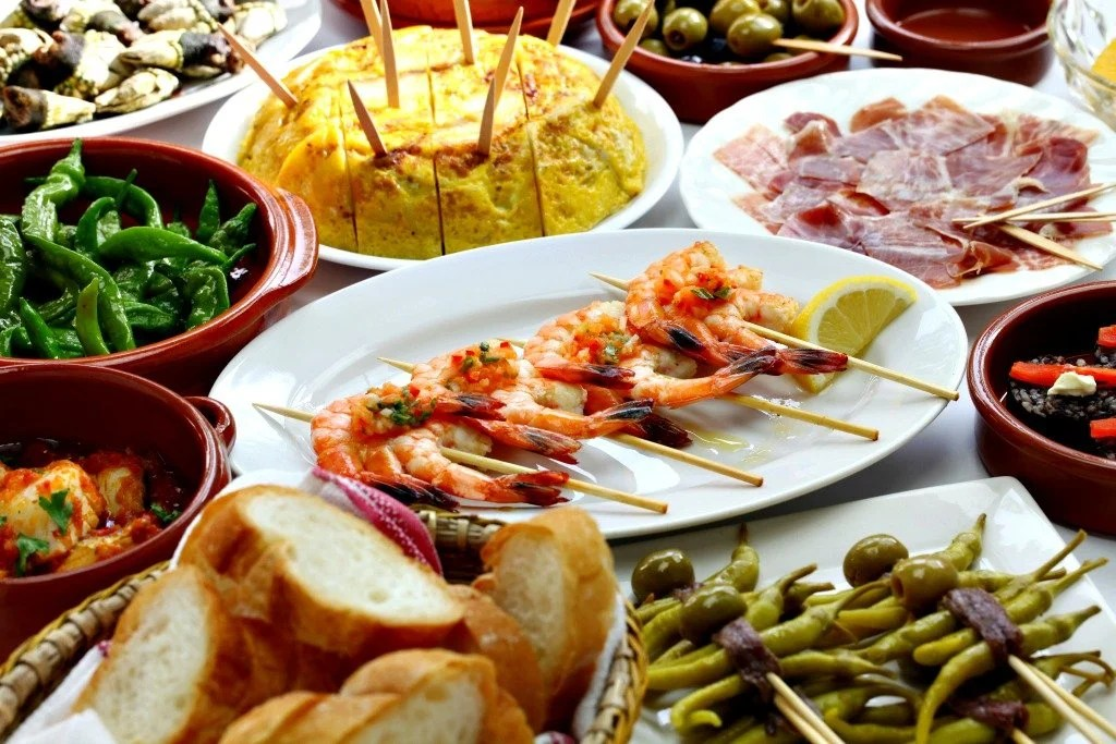 Best Food Cities in Spain